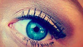 My Everyday Natural Eye Makeup Tutorial