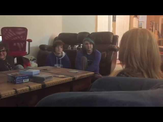 I have a Gift?? Psychic in our house!!!  Raiden's life 3/2/2015  Raiden Quinn