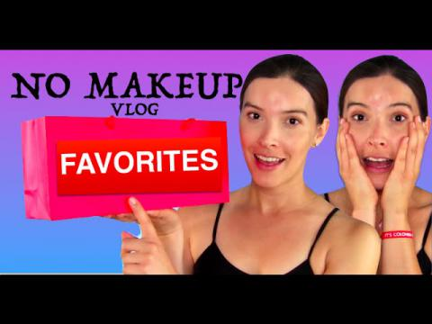 No Makeup Vlog, Mid Year Favorites 2016 | Caroland