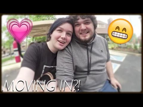Moving in With My Boyfriend!?!? Come Apartment Shopping With Us! |RL 7/15/15| Raiden Quinn