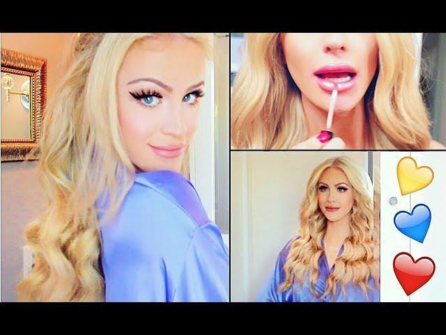 GET READY WITH ME: Glamorous Look | Gigi