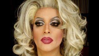 MAKEUP TRANSFORMATION DRAG QUEEN