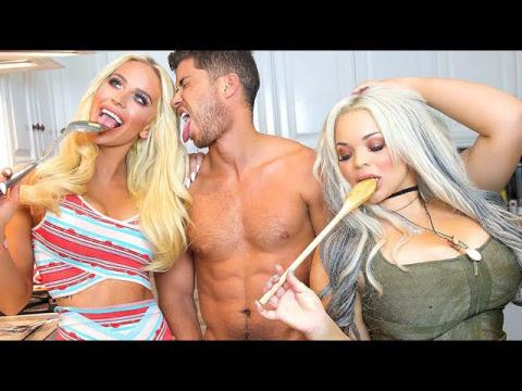 GETTING STUFFED WITH TRISHA PAYTAS | Gigi