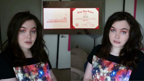 How I Got A New High School Diploma!! MTF Transgender Woman