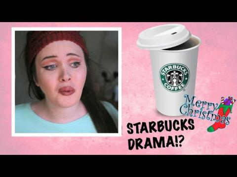 STAR BUCKS CUP DRAMA!! Not A Very Merry Christmas..