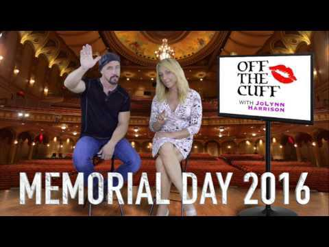 "Announcing ""Off The Cuff"" with JoLynn Harrison!"
