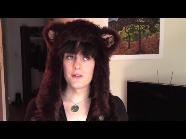 Tiffany's Vlog #31 Hormones and Parties and Bear Hats, Oh My!