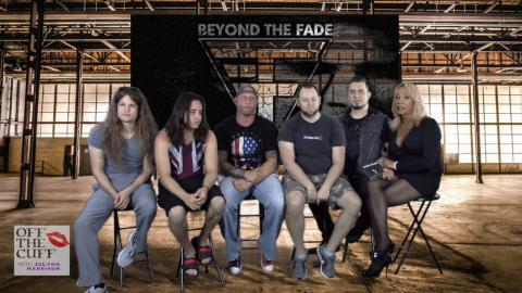 Beyond The Fade on Off The Cuff with JoLynn Harrison