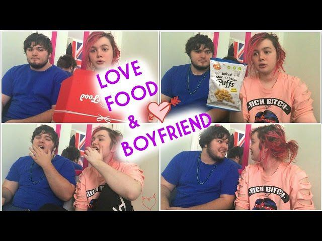 Love, Food, And my Boyfriend! March - Eating For a Good Cause!!| Raiden Quinn