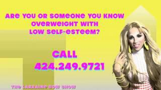 """BE A GUEST ON THE LARRAINE BOW SHOW """"OVER WEAIGHT WITH LOW SELF-ESTEMME"""