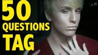 50 Questions Tag