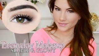 Natural Everyday Makeup Tutorial
