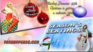 Christmas Fashion Sluts - The Show! The Drag Darlings Return