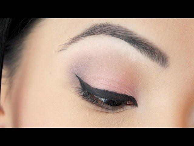 Gel Eyeliner Tutorial