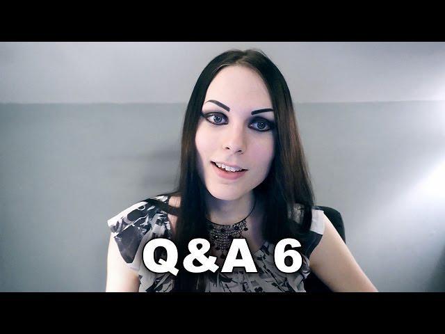 Q&A 6 + Weird Messages (May, 2014 - June, 2014)