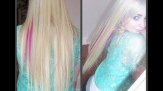 How I Put In My Hair Extensions