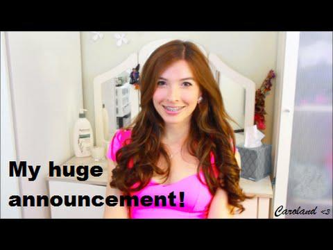My huge announcement - SRS / GRS