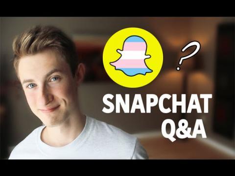 When I Got the V Shape (Snapchat Q&A)