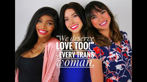 TRANS WOMEN LOVE STORIES (Real Footage) Feat. Angel & Miliana | Caroland