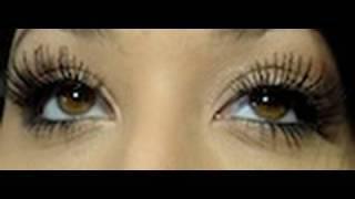 TUTORIAL: Applying False Eyelashes