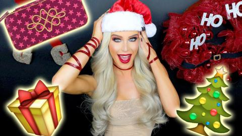 HUGE CHRISTMAS GIVEAWAY! | Gigi