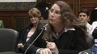1/9 Congressional Hearing On Transgender Discrimination