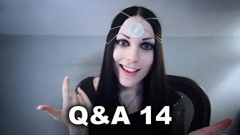 Q&A 14 + Weird Messages (September, 2015 - October, 2015)