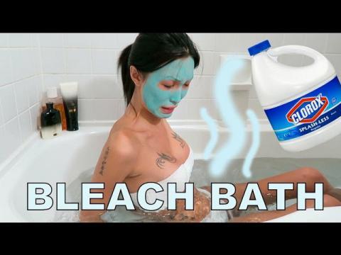 BLEACH BATH For ECZEMA!