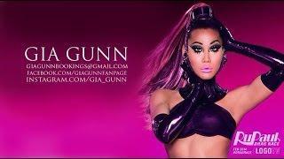 Whats the T?  Gia Gunn RPDR Season 6