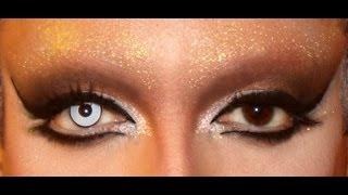 Makeup Drag Queen Transformation!!!!!!