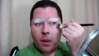 Drag Queen Make-up Tutorial - Parte 1