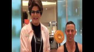 Gert Crawford's Drag Queen Makeup Class