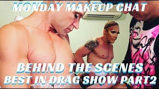 How To Become A Drag Queen Step By Step Part 2 #MONDAYMAKEUPCHAT- Mathias4makeup