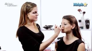How To Apply Individual False Eyelashes
