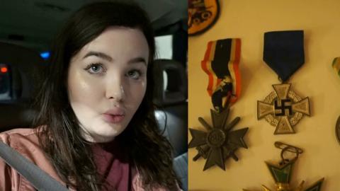 Stolen Nazi Metals & Tucking With Duck Tape..