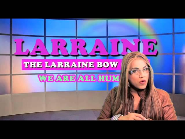 The Larraine Bow Show    NYC Fashion Week 2014