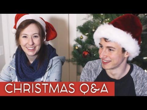 Christmas Q&A 2! (FTM Transgender) feat. Lindsay
