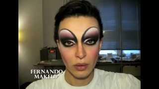 Fernando Makeup - Drag Queen Make-Up