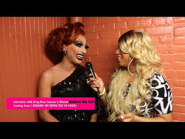 Larraine Bow's READ by Bianca Del Rio Interview