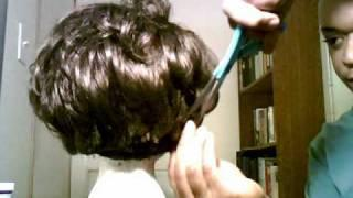 Wig Cutting And Styling Tutorial Pt. 1
