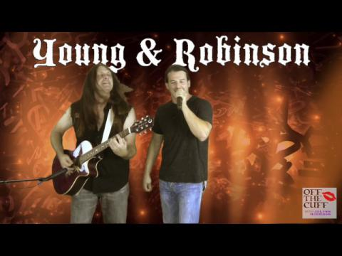 """Diamonds & Rust"" - Jeff Young & Lee Robinson from ""Off The Cuff with JoLynn Harrison"""