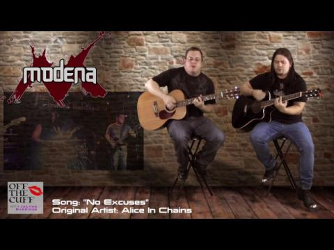 """No Excuses"" - Cover by Modena"