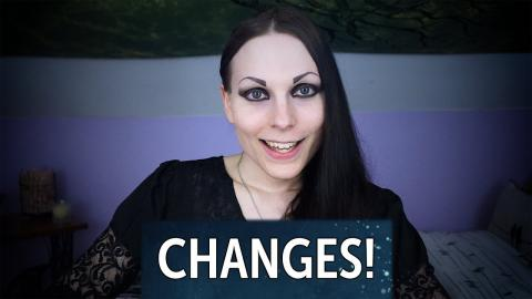Upcoming Changes & How to Support Me