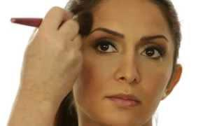 Kim Kardashian Smokey Eye Makeup Tutorial Video By Robert Jones