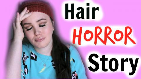 My Hair HORROR Story!!   Story Time