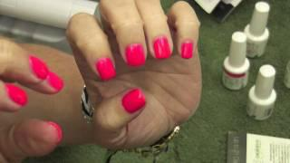 DIY Gel Nails From Sally's Beauty Supply