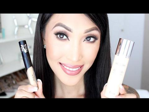 Current Beauty Favourites! (Kat Von D, Dior Airflash & More..)