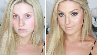 Drugstore/Affordable Makeup Tutorial♡ Colorful Summery Makeup!