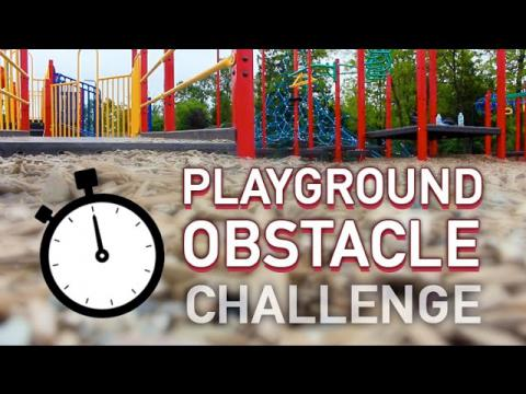 Playground Obstacle Challenge