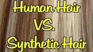 Human Hair Extensions Vs. Synthetic Hair Extensions - 5 Differences | Instant Beauty♡